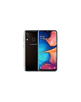 Samsung Galaxy A20e - Black