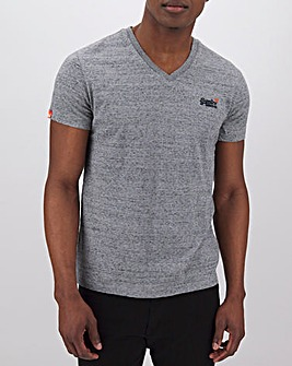Superdry Orange Label Vintage Embroidery Vee T-Shirt