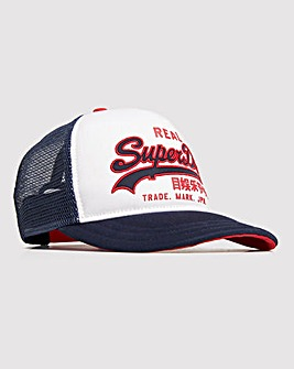 Superdry Vintage Logo Trucker Cap