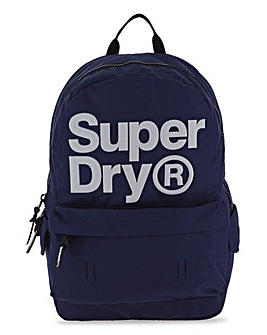 Superdry Montana Logo Backpack