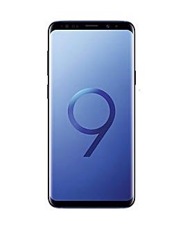 Samsung S9+ 128GB Refurbished - Blue