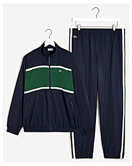 Lacoste Panel Tracksuit