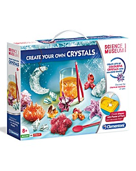 Clementoni- Create Your Own Crystals