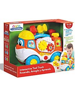 Baby Clementoni Tool Truck
