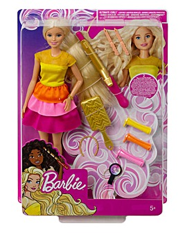 Barbie Ultimate Curls Doll