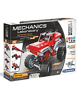 Clementoni Mechanics Lab - Monster Truck