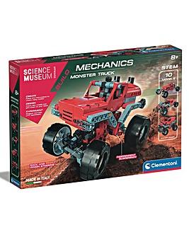 Clementoni Science Museum Mechanics Lab - Monster Truck