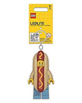 LEGO Minifigure Hotdog Man Key Light