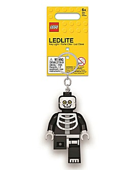 LEGO Minifigure Skeleton Key Light