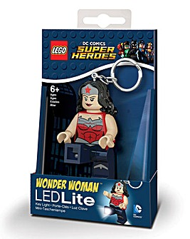 LEGO DC Comics Wonder Woman Key Light