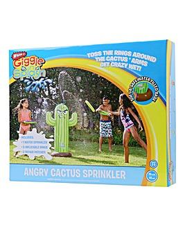 Giggle N Splash Angry Cactus Sprinkler
