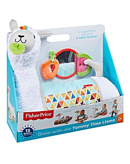 Fisher-Price Tummy Time Llama