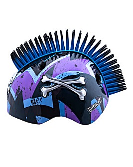 TuffNutz Mohawk Pirate Helmet