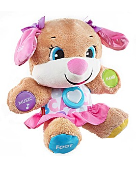 Fisher-Price Smart Stages Puppy - Pink