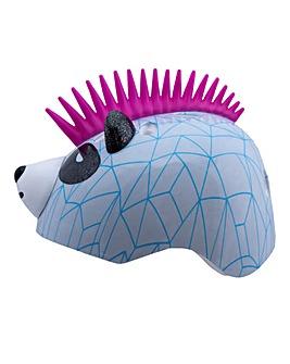 TuffNutz Credz Punk Panda Helmet