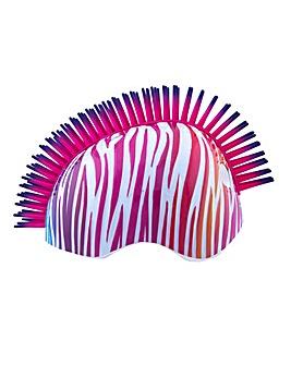 TufNutz Credz Rainbow Zebra Helmet