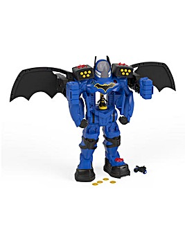 Imaginext Batman Batbot Xtreme