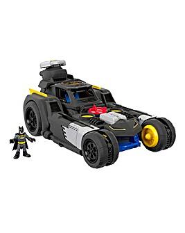 Imaginext Transforming Batmobile RC
