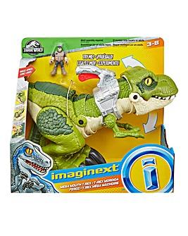 Imaginext Jurassic World Mega Mouth TRex