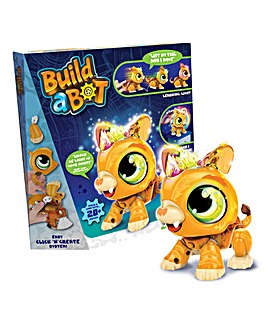 Build a Bot Light-up Lion Cub
