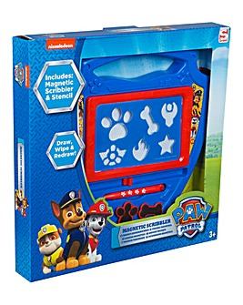 Paw Patrol Magnetic Shaped Scribbler