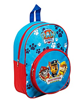 Paw Patrol Junior Backpack with Pocket
