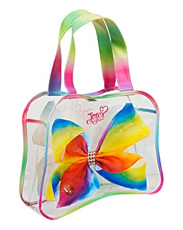 JoJo Siwa Bow Shaped Tote Bag