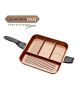 Quadra Pan Professional Copper
