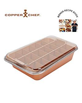 Copper Chef Bake & Crisp Set