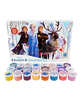 Disney Frozen 2 Slime Advent Calendar