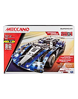 Meccano 25 Model SuperCar