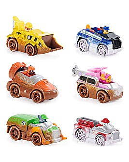 Paw Patrol Die Cast 6 Pack Vehicles