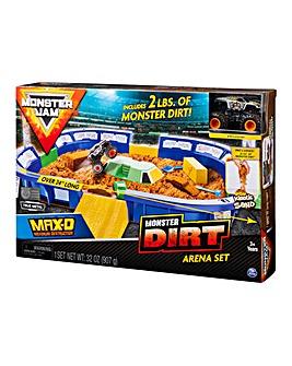 Monster Jam Dirt Arena Playset