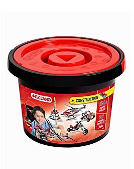 Junior Meccano 150 Piece Bucket