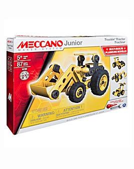 Junior Meccano Truckin Tractor