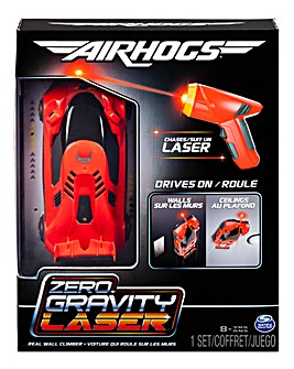 Air Hogs Zero Gravity Laser Racer Red