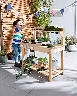 Bestway Deluxe Mud Kitchen