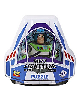 Toy Story 4 Buzz Lightyear Tin Puzzle