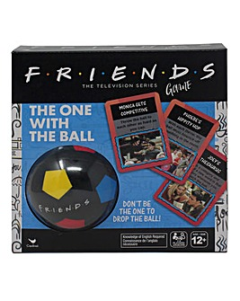 Friends: The one with the Ball Game