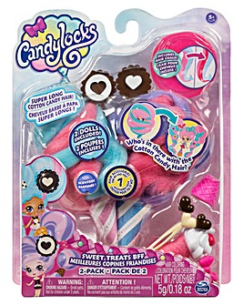 Candy Locks Sweet Treats BFF Dolls