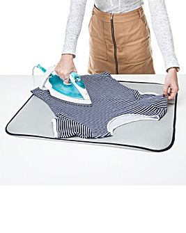 Minky Table Top Iron pad 70x60cm and Handy Hanger
