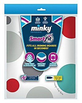 Minky Smartfit Ironing Board Cover Standard