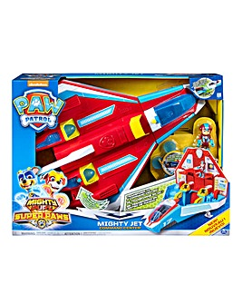 Paw Patrol SuperPaws Jet Command Center