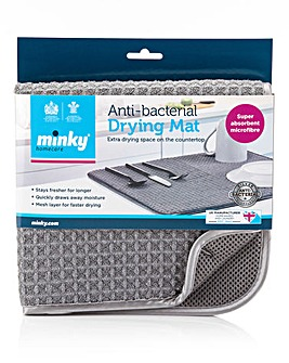 Minky Anti Bac Drying Mat