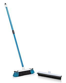 Minky Smart Sweep Broom Set
