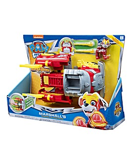 Paw Patrol Marshall Powered Up Vehicles