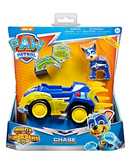 Paw Patrol SuperPaws Chase Vehicles