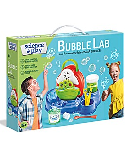 Clementoni Soap Bubbles