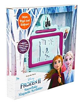 Disney Frozen Magnetic Shaped Scribbler