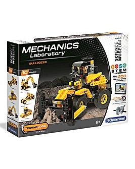 Clementoni Mechanics Laboratory - Bulldozer